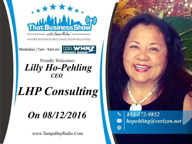 Lilly Ho-Pehling