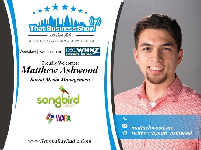 Matthew Ashwood
