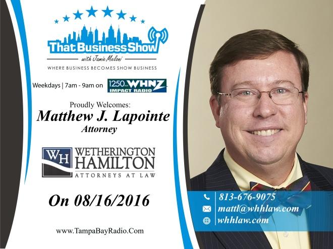 Matthew Lapointe