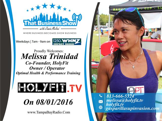 Melissa Trinidad