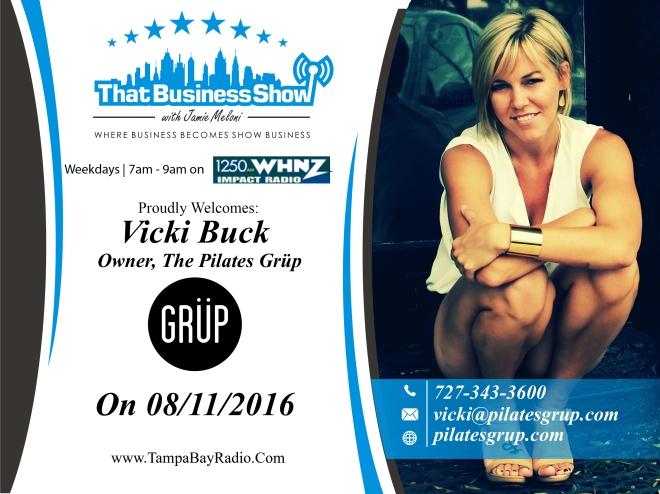 Vicki Buck