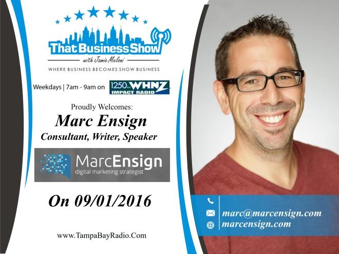 Marc Ensign